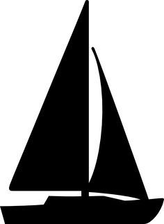 236x323 Sailboat Svg Sail Boats, Boating And Silhouettes