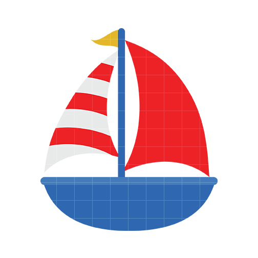 504x504 Sailboat Clipart Free
