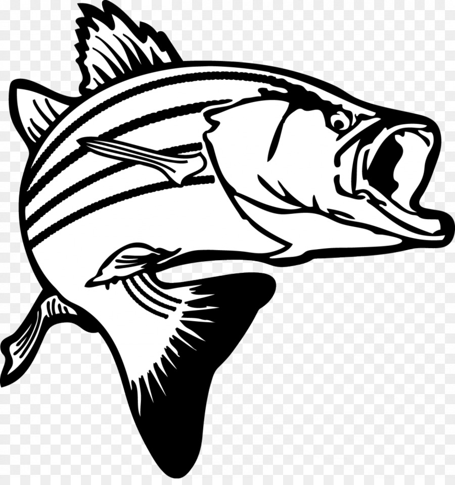 900x960 Largemouth Bass Bass Fishing Clip Art