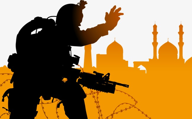 650x403 Vector Raid, Raid, Vector, Soldier Png And Vector For Free Download