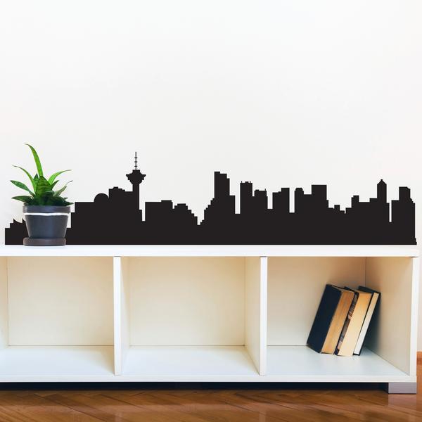 600x600 Skyline Wall Decals Dana Decals