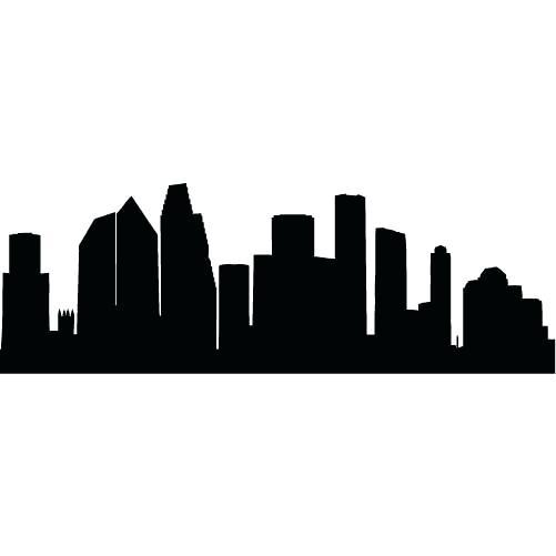 501x501 San Francisco Skyline Silhouette Plus City Silhouette City City
