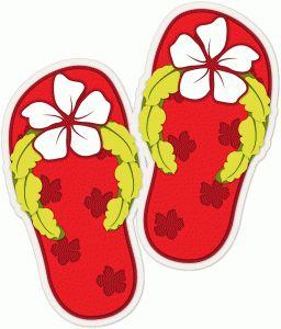 Sandal Silhouette