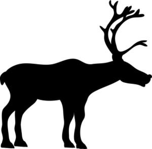 300x293 Free Free Reindeer Clip Art Image 0515 0912 0113 4852 Christmas