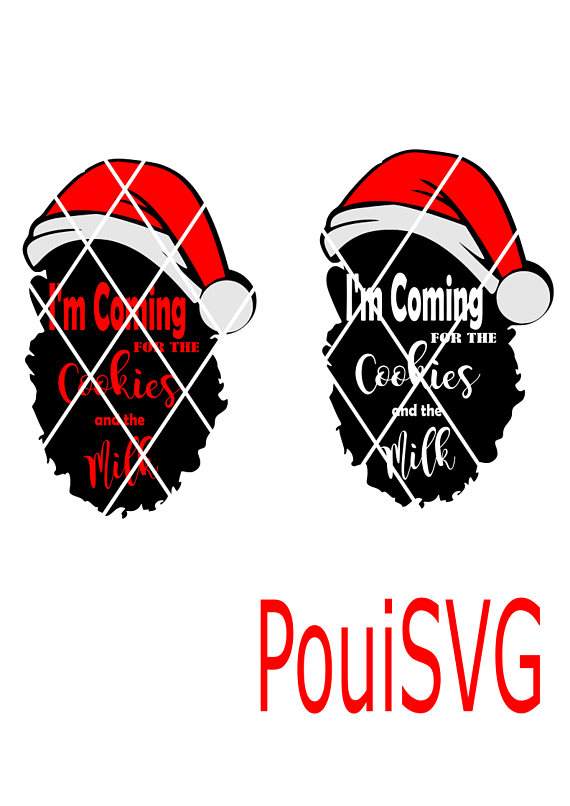 570x806 Santa Claus Svg,christmas Svg,santa Face Svg, Silhouette Svg Files