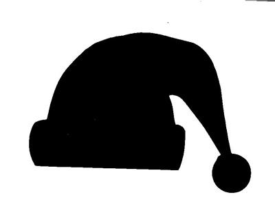400x296 Ravishing Black And White Santa Hats Tag