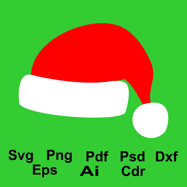 3000x3000 70% Off, Santa Hat Clipart, Santa Claus Hat, Christmas Decoration