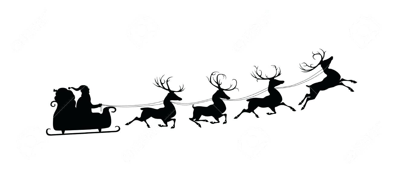 1300x596 Santa In Sleigh Sweetolive