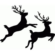 236x236 Images For Gt Santa Sleigh Silhouette Png Dibujos