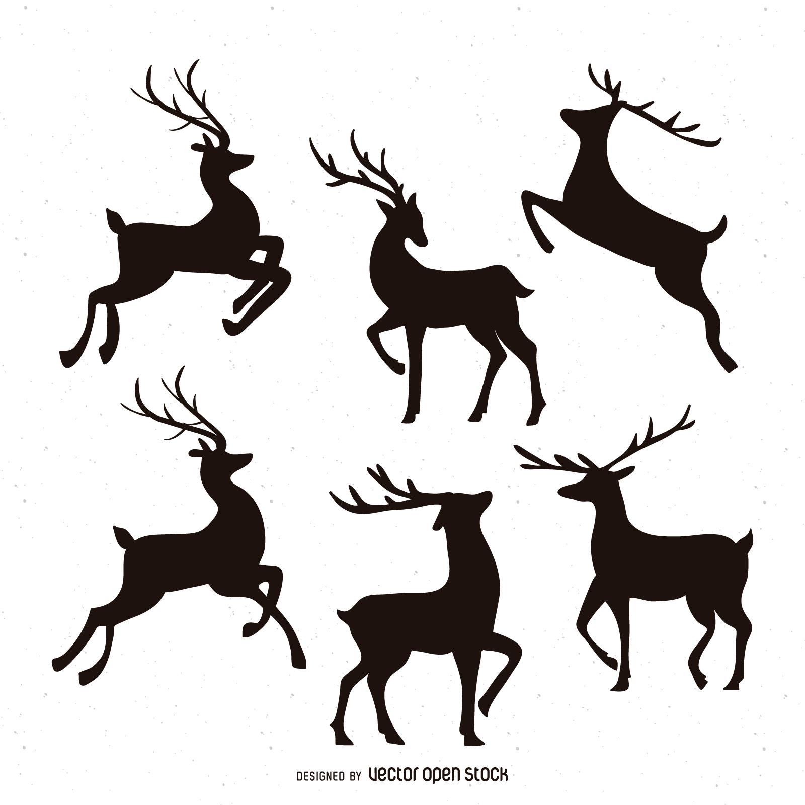 1600x1600 Reindeer Vector Amp Graphics To Download
