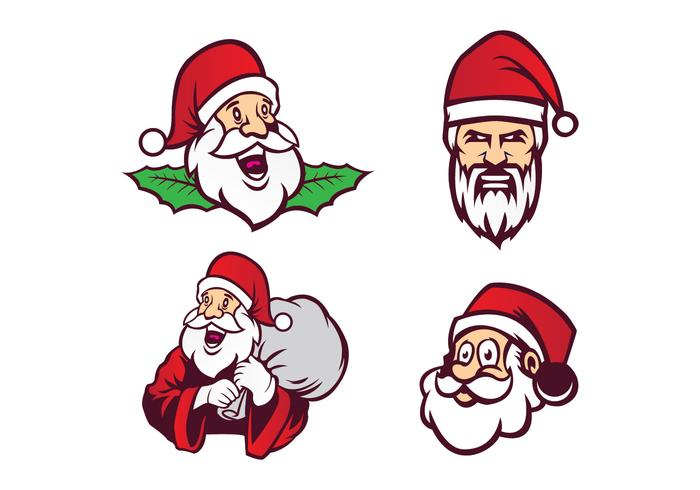 700x490 Santa Claus Sleigh Free Vector Art