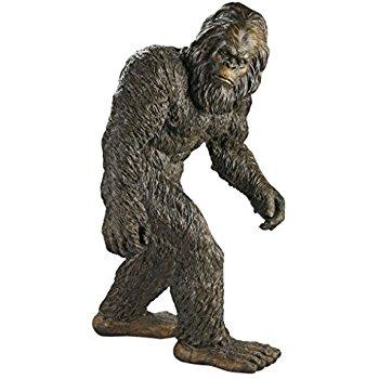 350x350 Design Toscano Bigfoot, The Bashful Yeti Tree