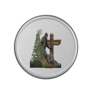 307x307 Bigfoot And Sasquatch Speakers Zazzle