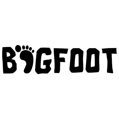 500x500 Bigfoot Laptop Car Truck Vinyl Decal Window Sticker Pv291