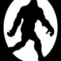 236x236 Bigfoot Svg Bundle, Sasquatch Svg, Bigfoot Clipart, Bigfoot Cut