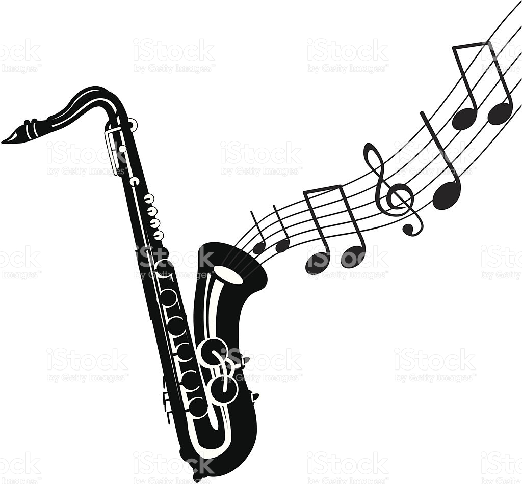 1024x951 Saxophone Clipart Music Instrument