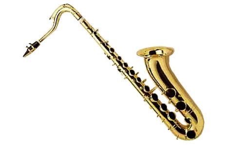 464x298 Clip Art Women Saxophone Silhouette