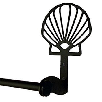 353x355 Village Wrought Iron Tb 137 S Scallop Sea Shell