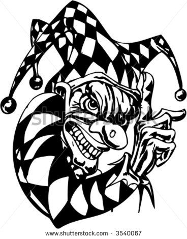 368x470 Evil Clown Stock Photos, Images, Amp Pictures Shutterstock Photo