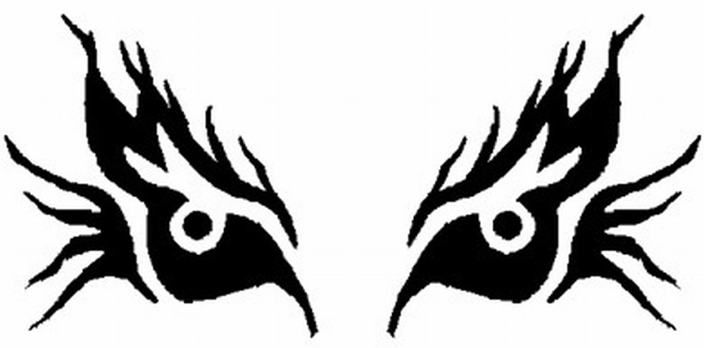 scary eye silhouette at getdrawings com free for personal use rh getdrawings com