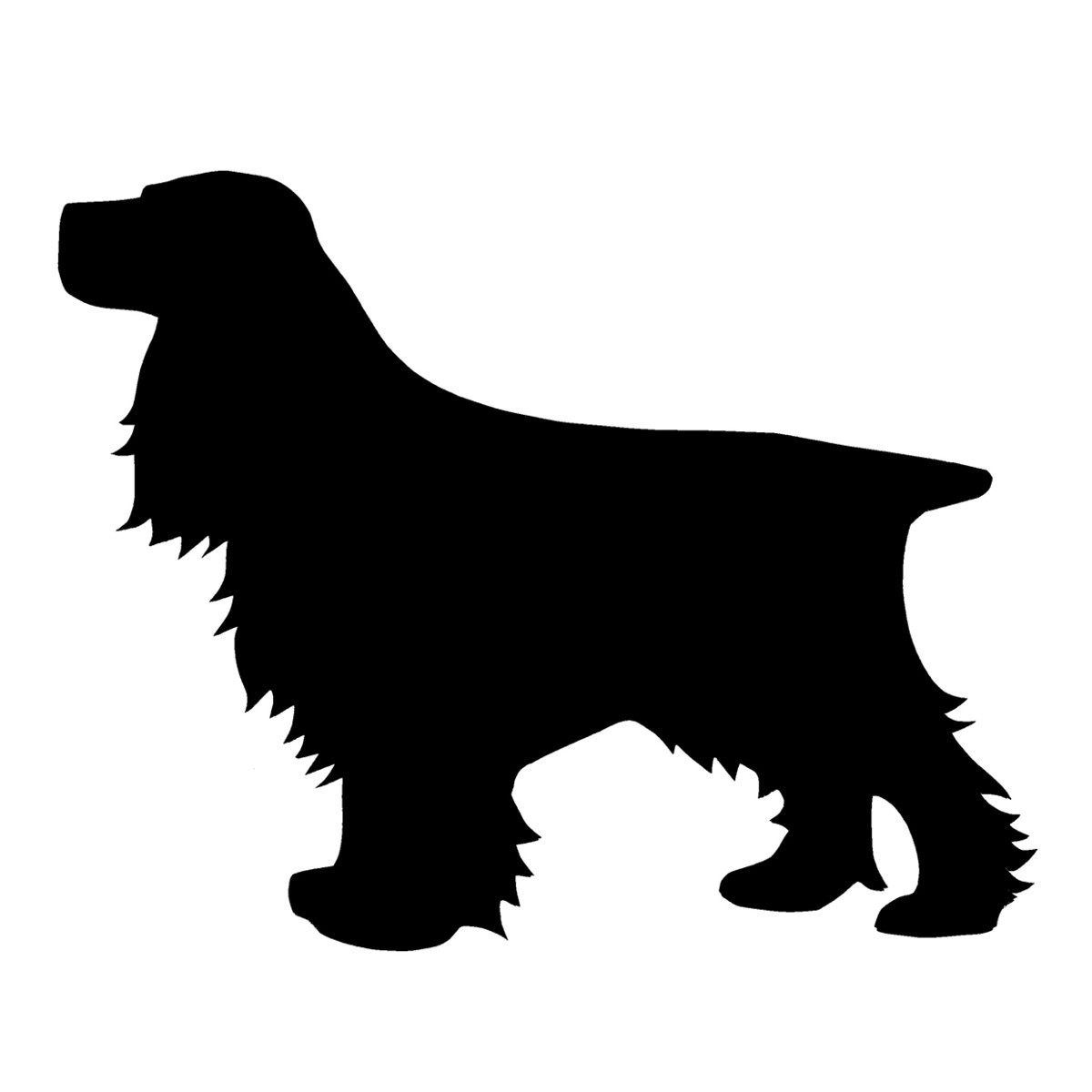 1200x1200 Lol! Temporary Tattoos Of Your Dog. Cocker Spaniel