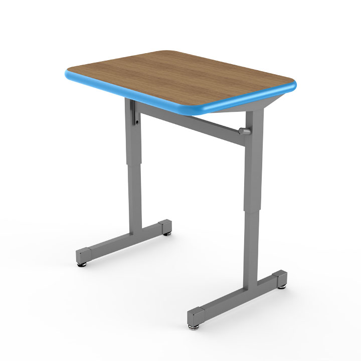 720x720 Single Student Desk Silhouette Desks Smith System