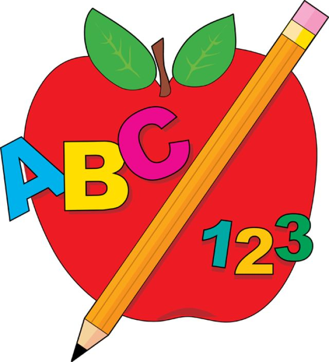 640x703 Back To School Clipart Ideas On Silhouette 2