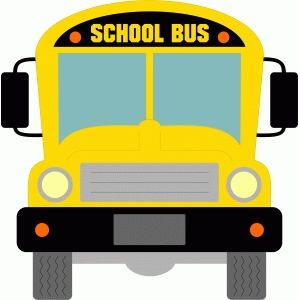 300x300 School Bus School Buses, Silhouette Design And Silhouettes