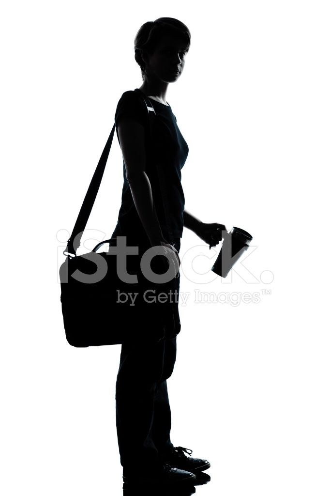 682x1024 One Young Teenager School Student Girl Silhouette Stock Photos