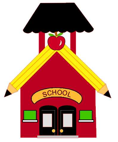 397x476 School House @ Paper Pulse Blog Spot Scrapbooking