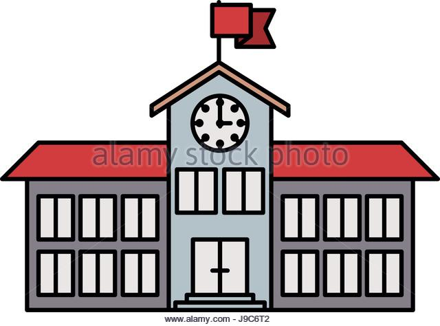 640x474 Colorful Primary School Building Stock Photos Amp Colorful Primary