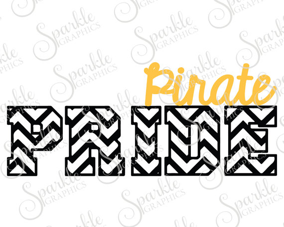 570x456 Pirate Pride Cut File Pirate Svg Pirate Mascot Mascot Svg High