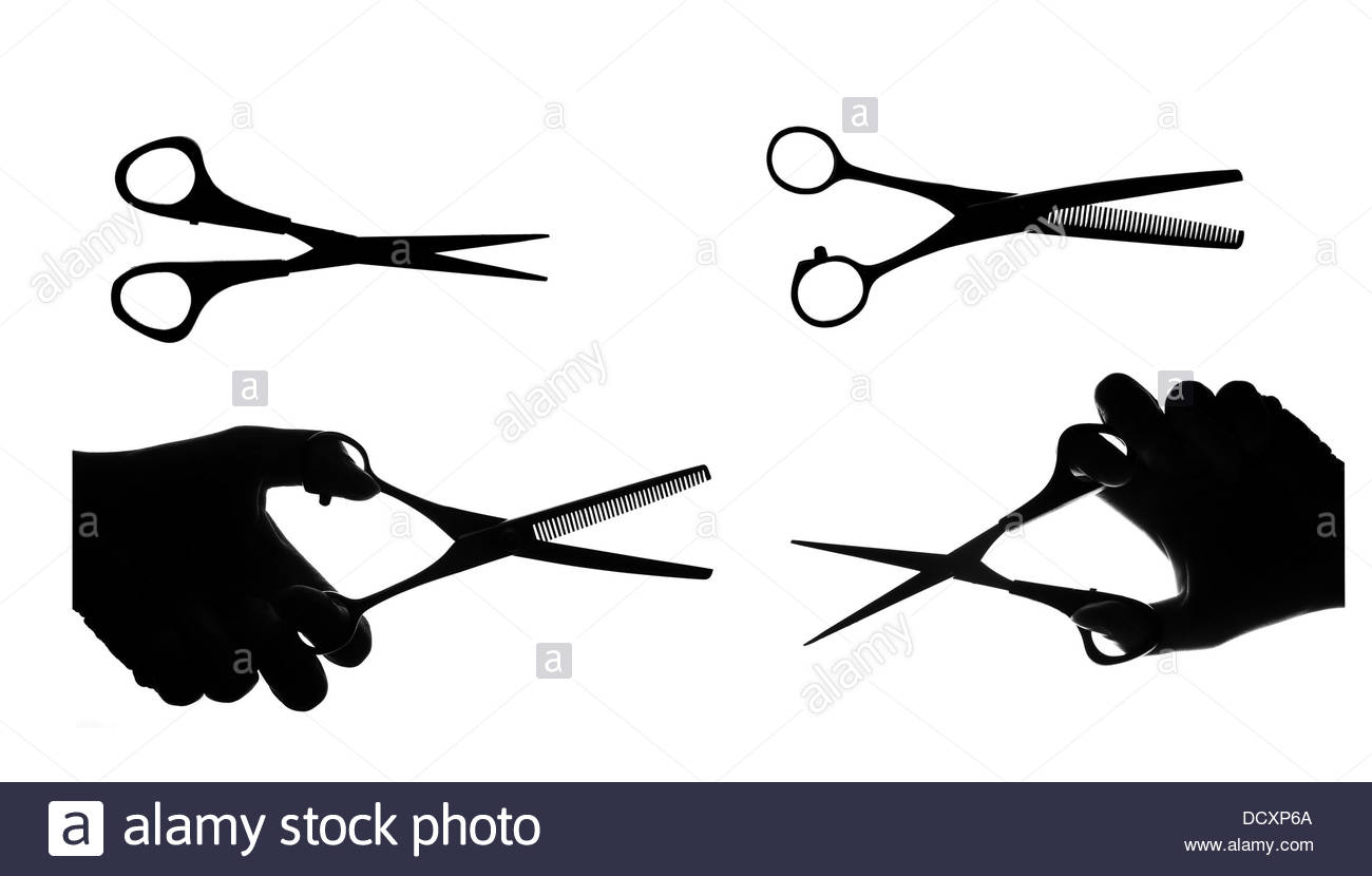 1300x830 Scissor Hair Tool Silhouette Stock Photos Amp Scissor Hair Tool