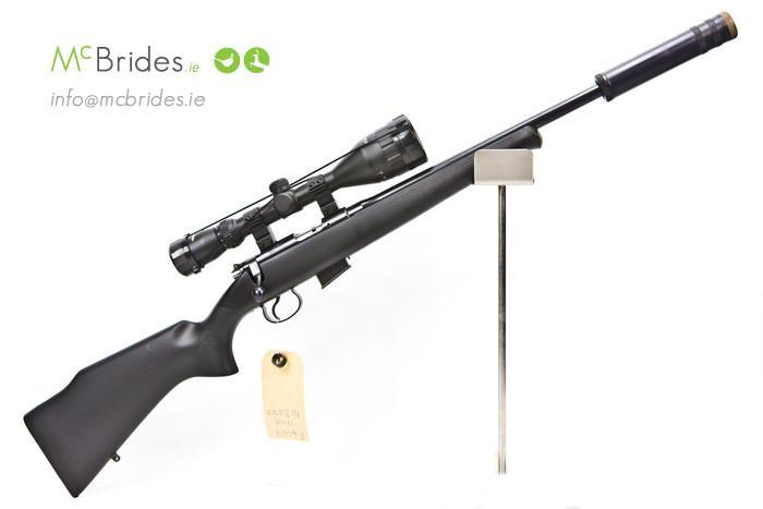 700x467 Cz 452 Silhouette Incl Scope Mod Mcbride Gun Shop