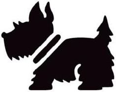 236x188 14293977 Dogs Animal A Scottish Terrier A Vector It Is Isolated