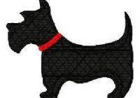 200x140 Luxury Scottish Terrier Clipart Scottish Terrier Silhouette Dog