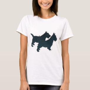 307x307 Scottish Terrier T Shirts, T Shirt Printing