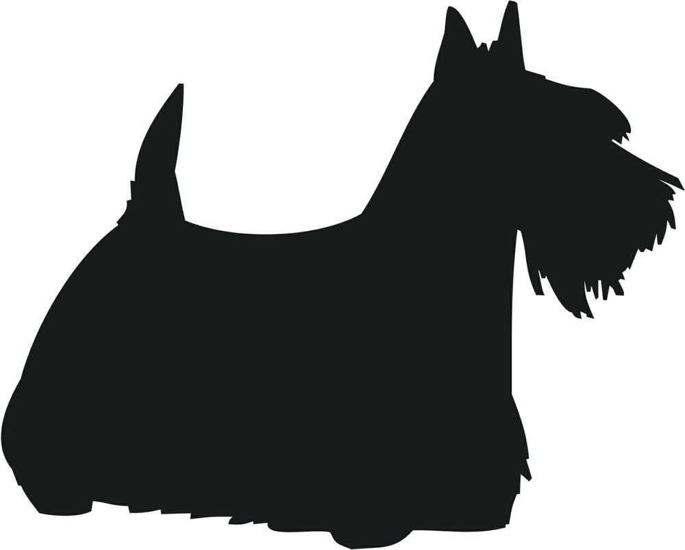 scottie silhouette at getdrawings com free for personal use rh getdrawings com