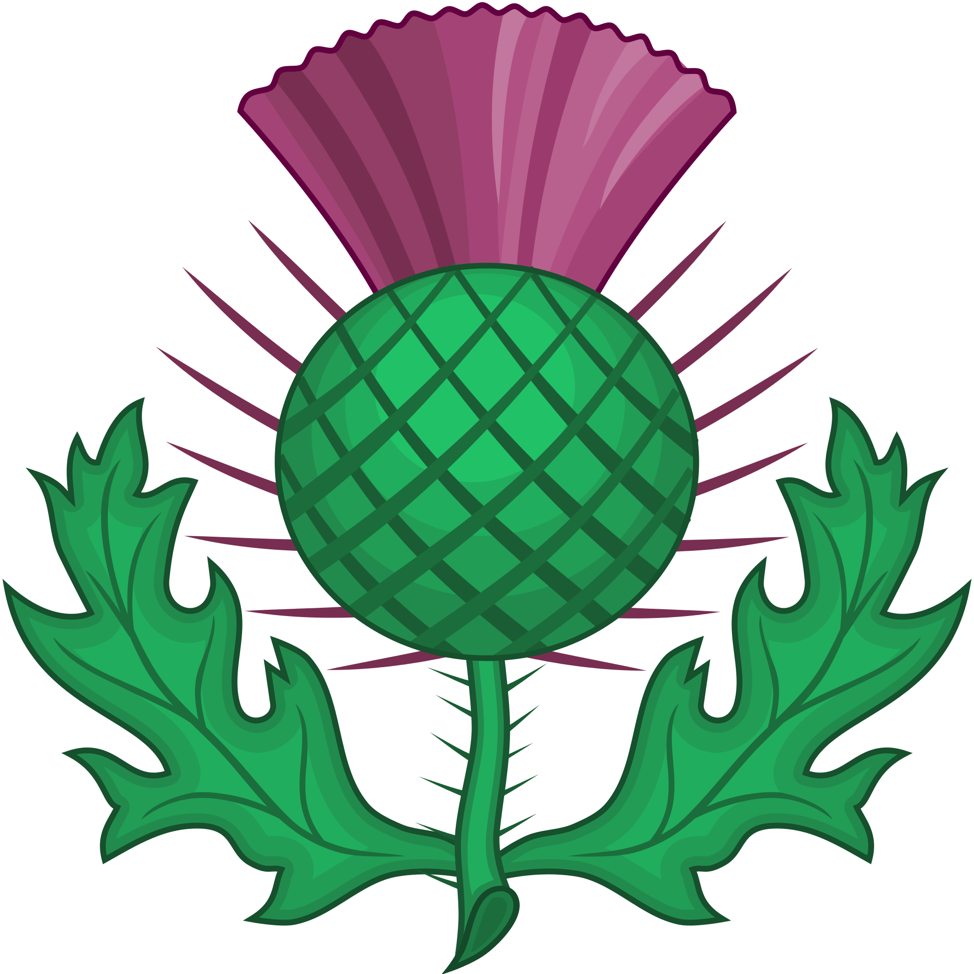 scottish thistle silhouette at getdrawings com free for personal rh getdrawings com scottish thistle clipart scottish thistle clipart