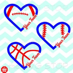 236x235 Baseball Team Heart Design Svg And Studio Files For Cricut