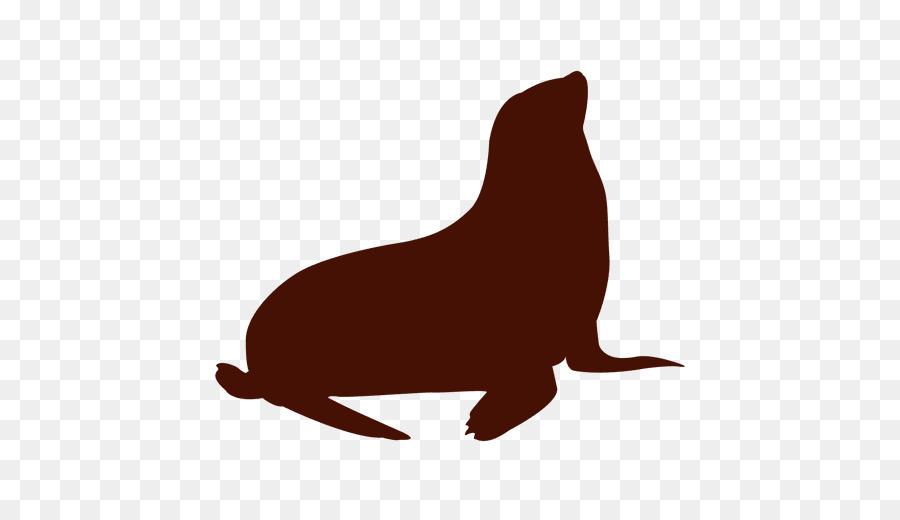 900x520 Sea Lion Silhouette Logo Clip Art