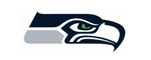 500x200 Seattle Seahawks Logo Football Logos Seattle