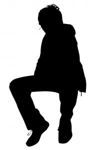 184x300 Man Sitting Silhouette Vectors, Photos And Psd Files Free Download