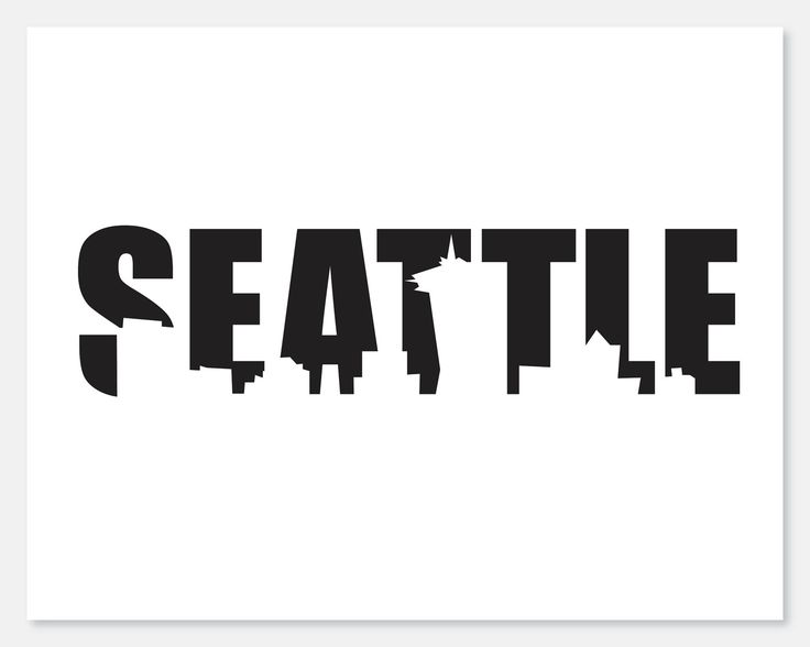 736x588 Seattle Clipart Seattle Skyline Silhouette Tattoo