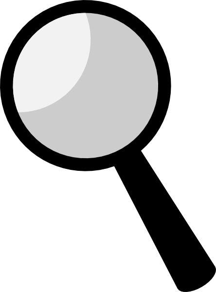 444x600 Secret Agent Silhouette Clip Art