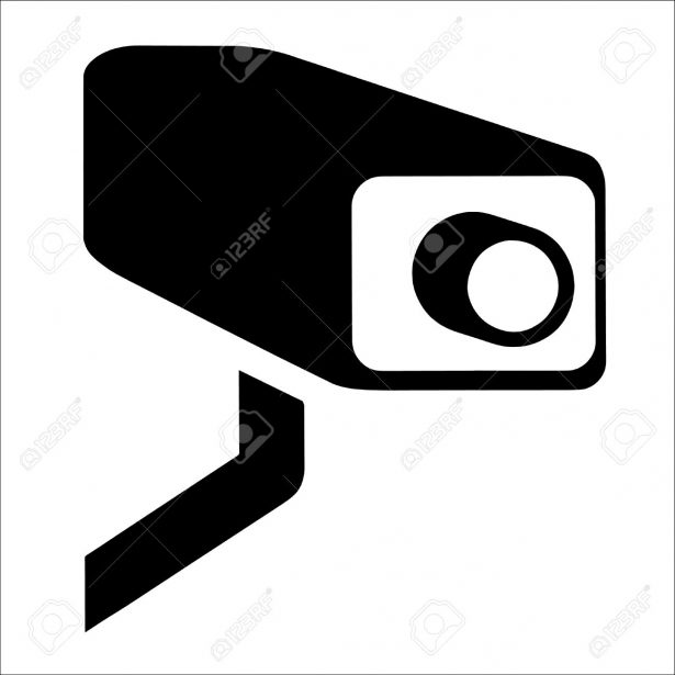 security camera silhouette at getdrawings com free for personal rh getdrawings com  security camera clip art vector