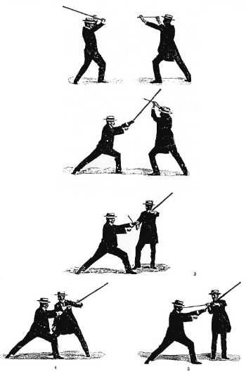 350x532 The Walking Stick Method Of Self Defense A Guide Originally