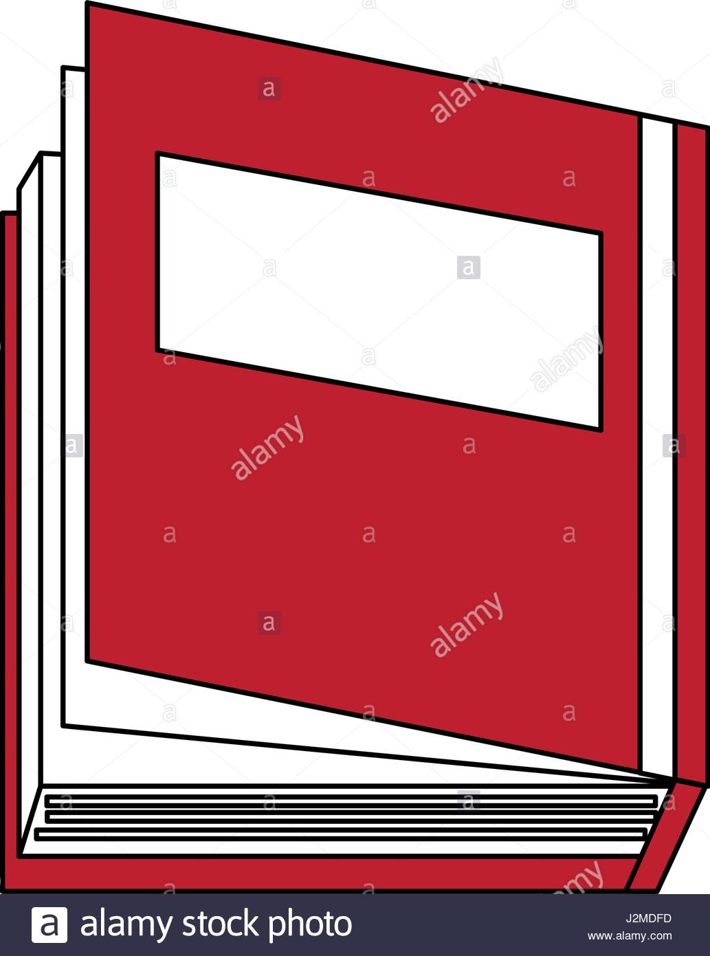 1033x1390 Sketch Color Silhouette Top View Semi Opened Book Stock Vector Art