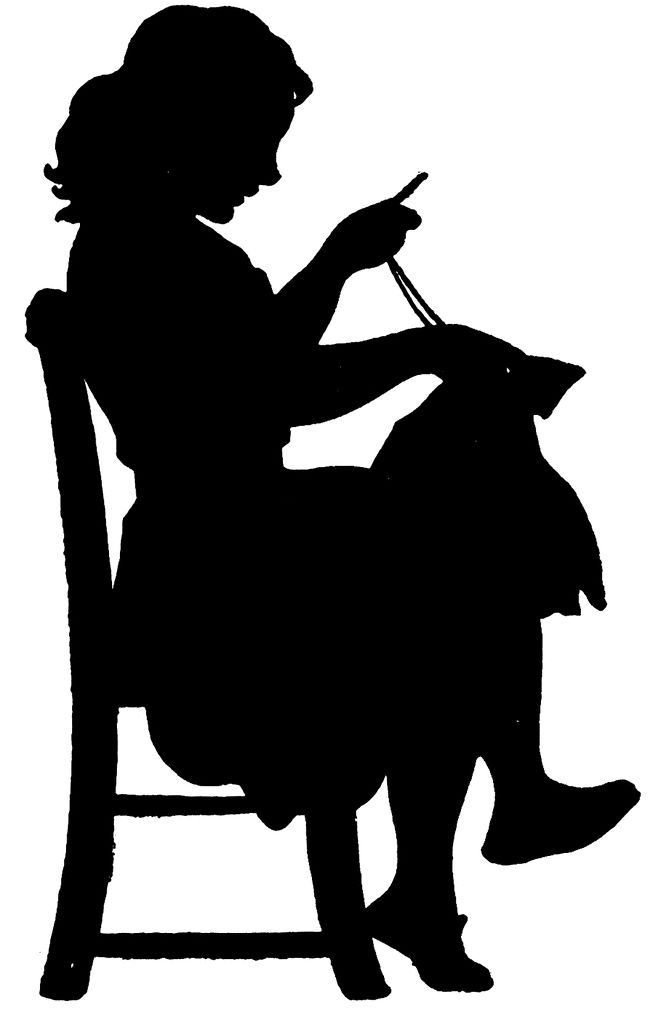 653x1024 Misc Clipart Silhouette