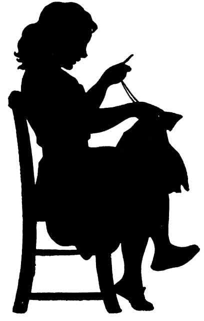 Sewing Machine Silhouette Clip Art
